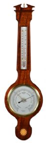 "504 200mm (8"") dial large barometer"
